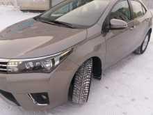Барнаул Corolla 2014