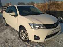 Хабаровск Corolla Axio 2012