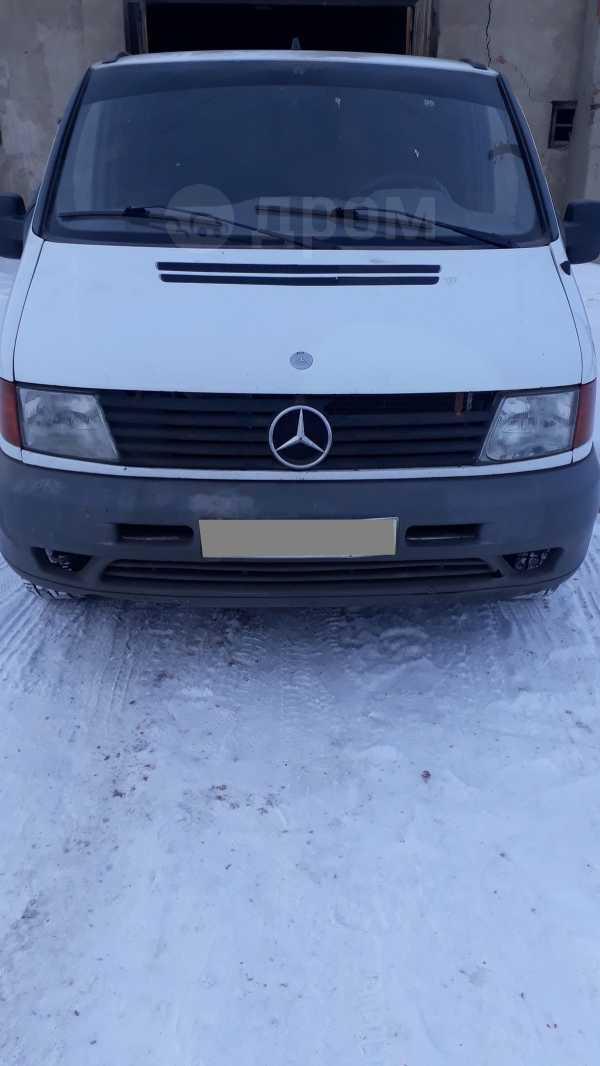 Mercedes-Benz Vito, 1997 год, 200 000 руб.