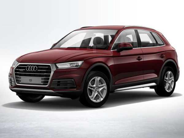 Audi Q5, 2018 год, 3 396 000 руб.