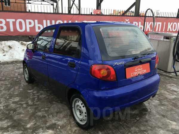 Daewoo Matiz, 2008 год, 97 000 руб.