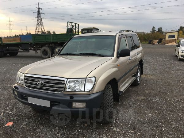 Toyota Land Cruiser, 2003 год, 1 130 000 руб.