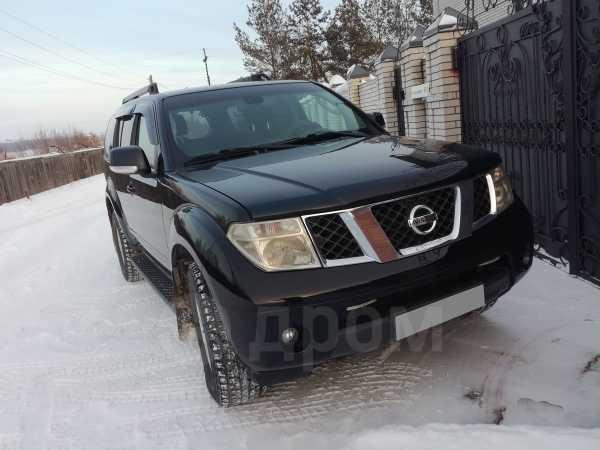 Nissan Pathfinder, 2007 год, 755 000 руб.