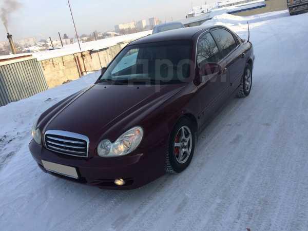 Hyundai Sonata, 2002 год, 210 000 руб.