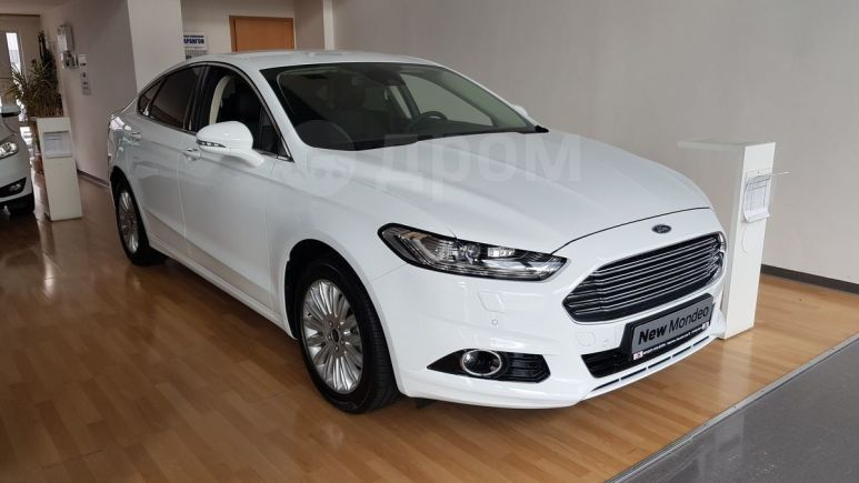 Ford Mondeo, 2018 год, 1 984 900 руб.