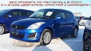 Иркутск Suzuki Swift 2015
