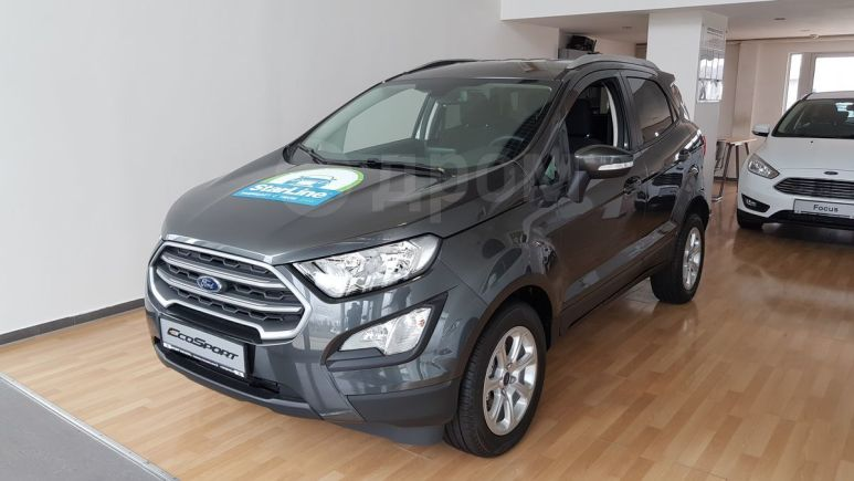 Ford EcoSport, 2018 год, 1 266 000 руб.