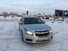 Chevrolet Cruze, 2011 г., Омск
