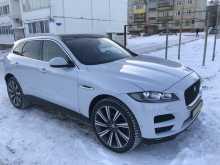 Пермь Jaguar F-Pace 2016
