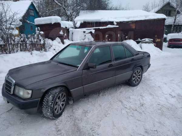 Mercedes-Benz 190, 1992 год, 140 000 руб.