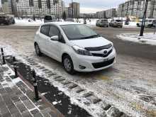 Красноярск Toyota Vitz 2014