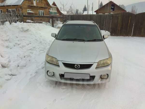 Mazda Familia S-Wagon, 2000 год, 200 000 руб.