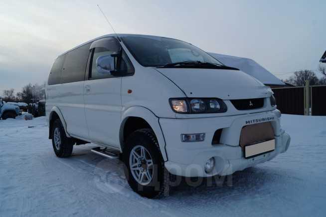 Mitsubishi Delica, 2003 год, 770 000 руб.