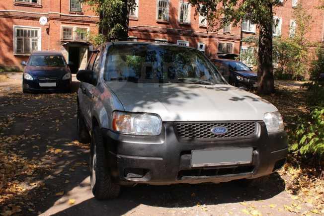 Ford Escape, 2001 год, 240 000 руб.