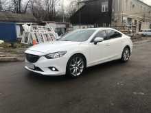 Краснодар Mazda6 2013