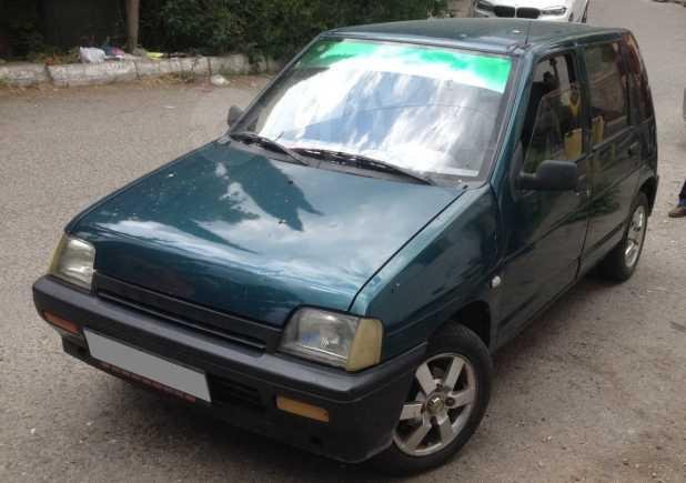 Daewoo Tico, 1997 год, 130 000 руб.