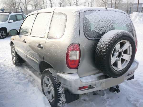 Chevrolet Niva, 2008 год, 247 000 руб.