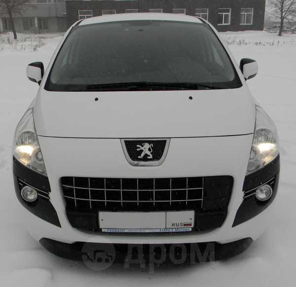 Peugeot 3008, 2012 год, 600 000 руб.