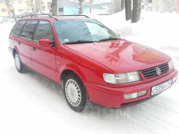 Volkswagen Passat, 1994 год, 164 000 руб.