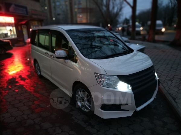 Honda Stepwgn, 2012 год, 920 000 руб.