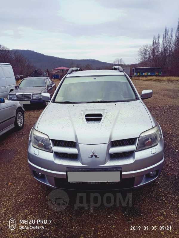 Mitsubishi Outlander, 2005 год, 553 000 руб.