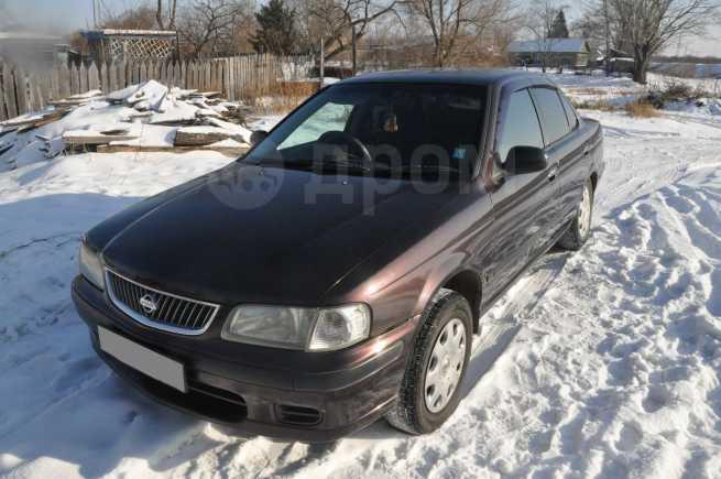 Nissan Sunny, 1998 год, 180 000 руб.