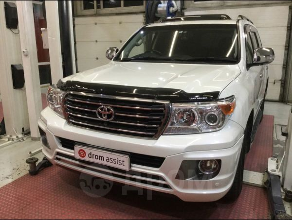 Toyota Land Cruiser, 2014 год, 4 100 000 руб.