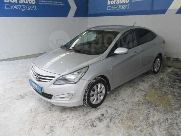 Hyundai Solaris, 2016 год, 572 000 руб.