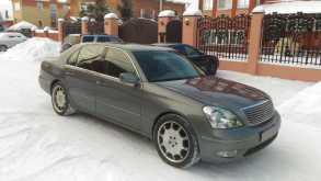 Омск Lexus LS430 2003