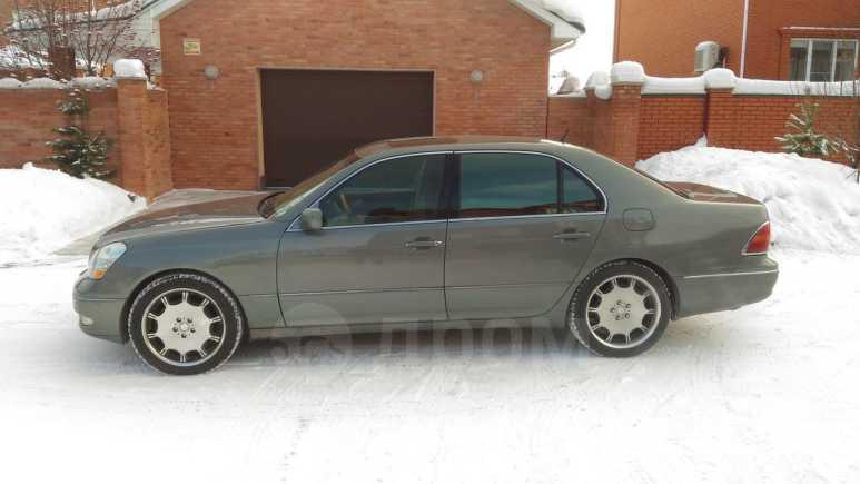 Lexus LS430, 2003 год, 649 998 руб.