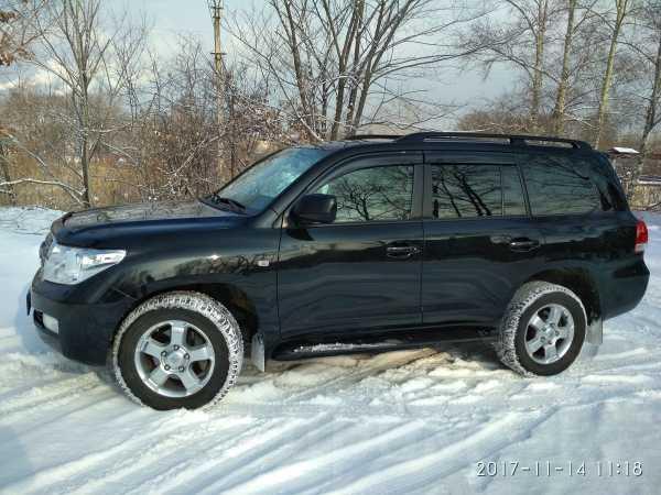 Toyota Land Cruiser, 2007 год, 1 695 000 руб.