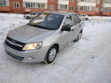 ВАЗ (Лада) Granta, 2013 г., Омск