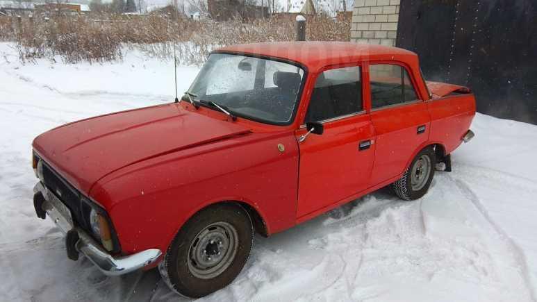 Москвич 412, 1989 год, 35 000 руб.