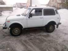 Барабинск 4x4 2121 Нива 2005