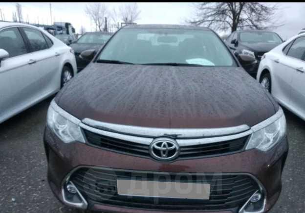 Toyota Camry, 2018 год, 1 380 000 руб.