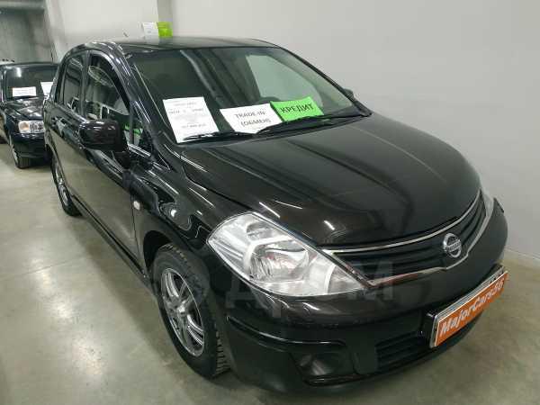 Nissan Tiida, 2012 год, 517 000 руб.