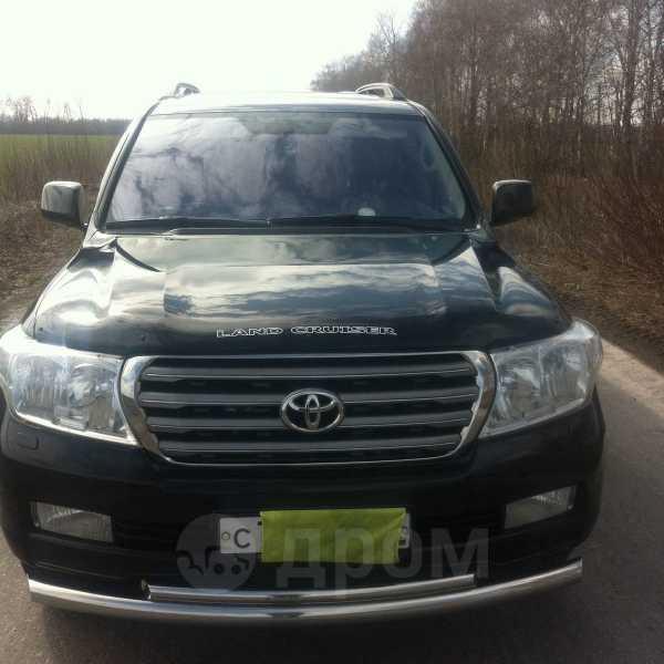 Toyota Land Cruiser, 2008 год, 1 820 000 руб.