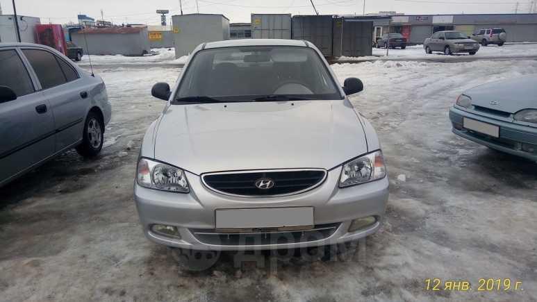Hyundai Accent, 2004 год, 228 000 руб.