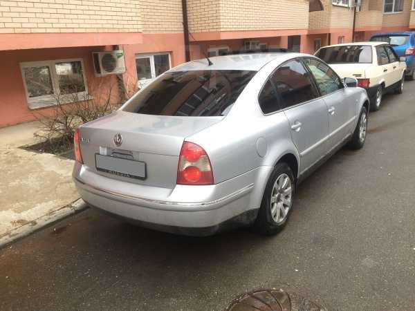 Volkswagen Passat, 2003 год, 270 000 руб.