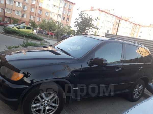 BMW X5, 2003 год, 800 000 руб.