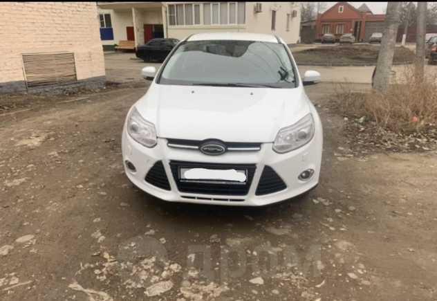 Ford Focus, 2011 год, 520 000 руб.
