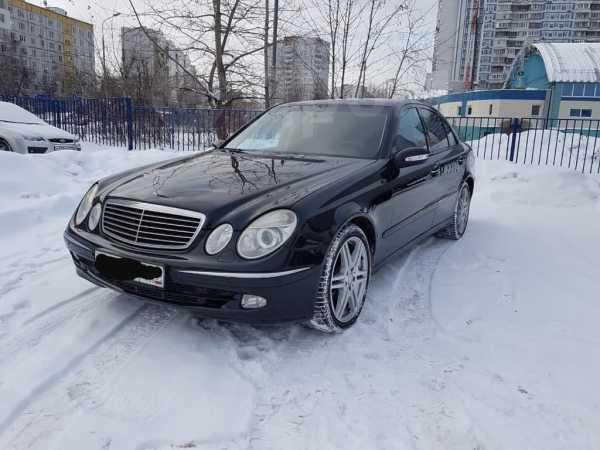 Mercedes-Benz E-Class, 2004 год, 440 000 руб.