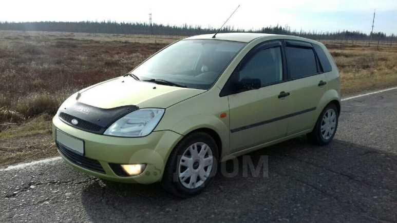 Ford Fiesta, 2005 год, 180 000 руб.