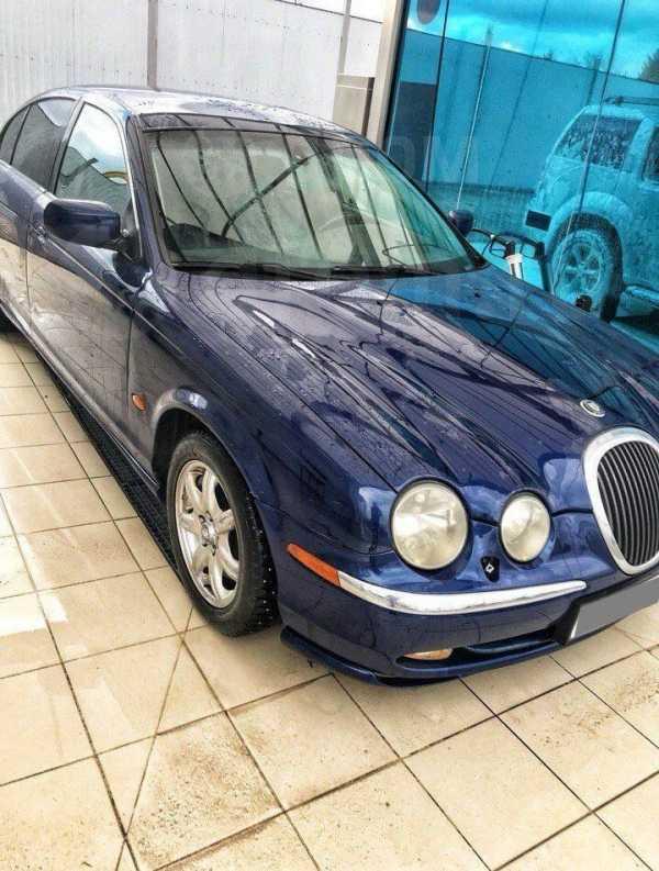 Jaguar S-type, 2001 год, 220 000 руб.