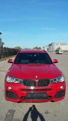 Калининград BMW X3 2014