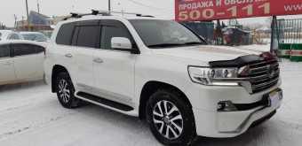 Иркутск Land Cruiser 2016