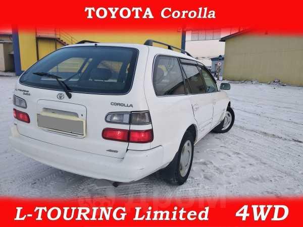 Toyota Corolla, 1999 год, 249 000 руб.