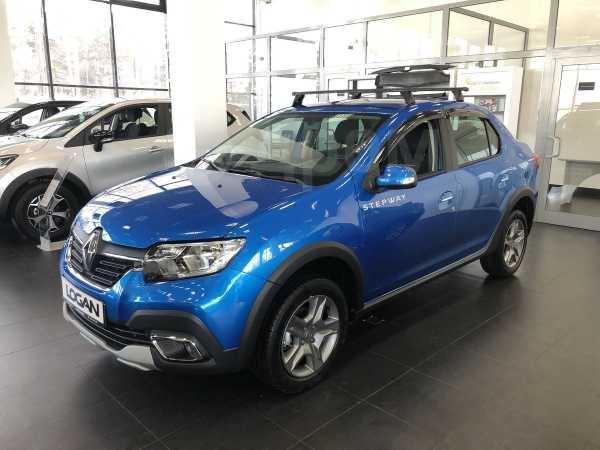 Renault Logan Stepway, 2018 год, 837 000 руб.