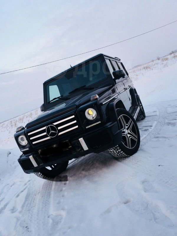 Mercedes-Benz G-Class, 2011 год, 3 250 000 руб.