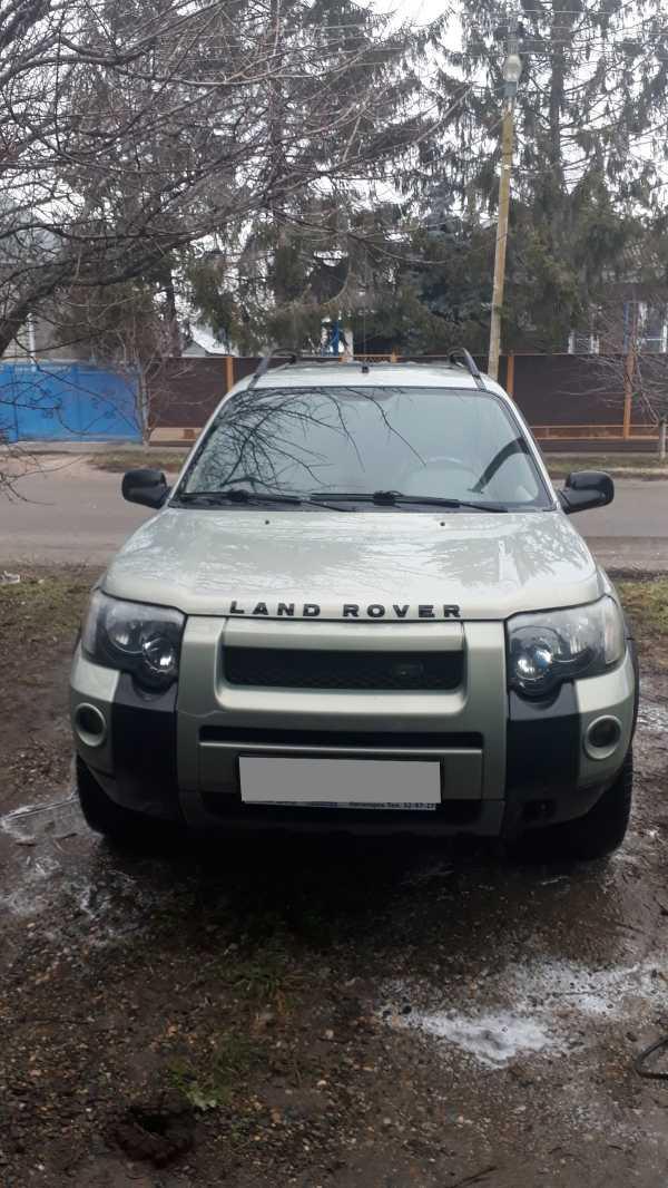 Land Rover Freelander, 2005 год, 325 000 руб.